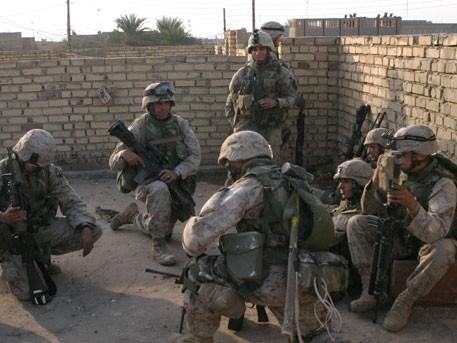 Американские военные советники заблокированы в Алеппо