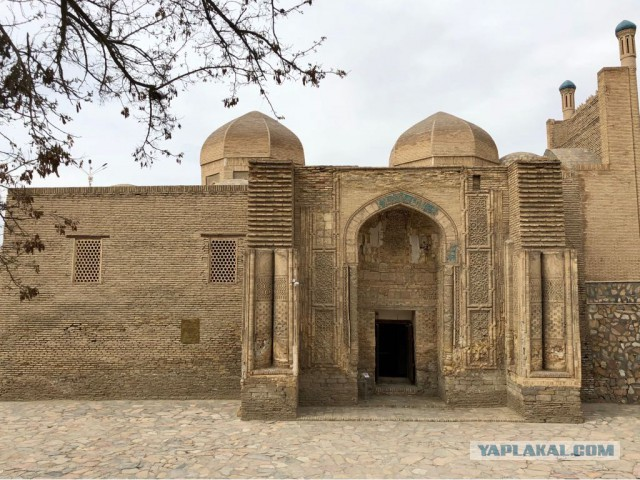 Узбекистан. Мои впечатления