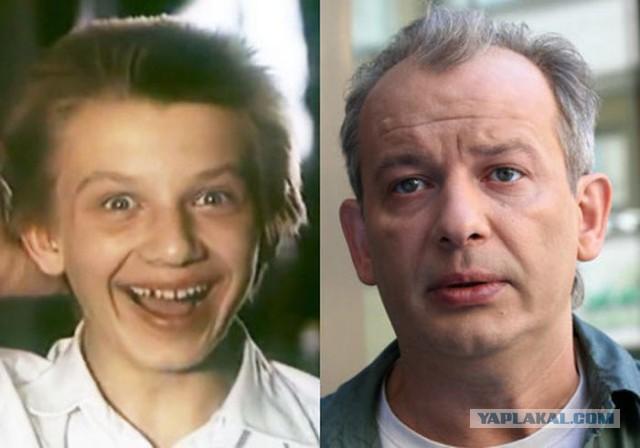 Актёры фильма «Выше радуги» 30 лет спустя