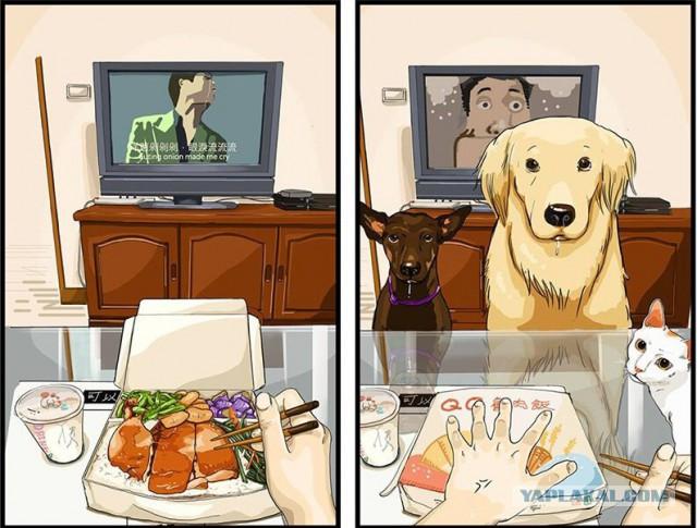 Как меняется жизнь после появления собаки