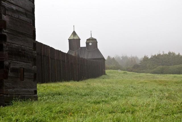 Форт Росс: русская крепость в Калифорнии