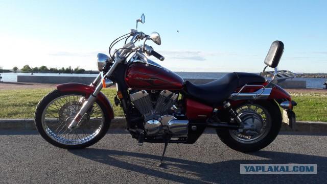Honda VT750 Shadow Spirit продаю в Питере.