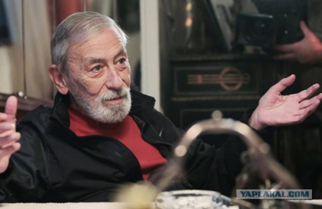 Артист Вахтанг Кикабидзе просит политубежища