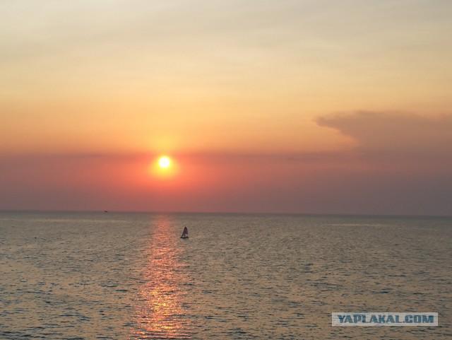Азовское море. Ейск