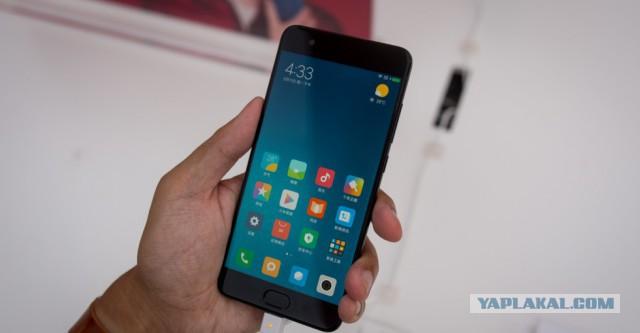 Продам Xiaomi Mi Note 3 6/128GB Black (Севастополь)
