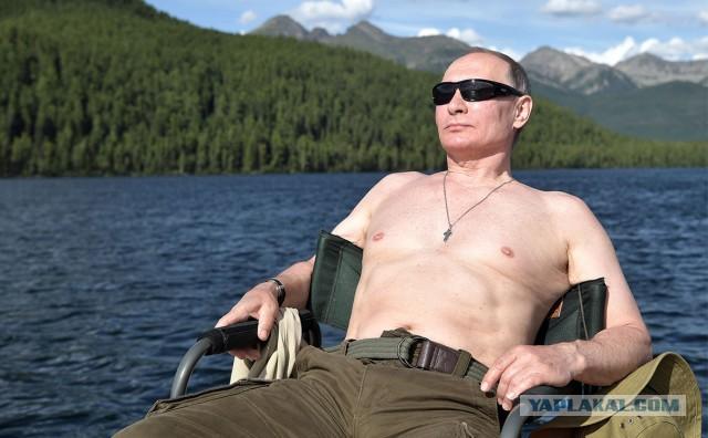 Президент РФ заявил, что в России температура растет в 2,5 раза быстрее, чем в целом на планете