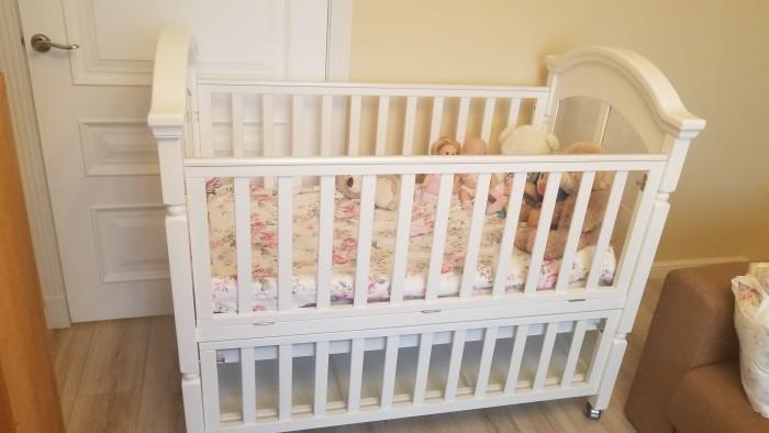 Кроватка детская Chloe&Ryan Москва, площадь Ильича