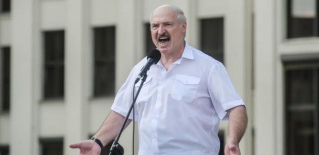 """У Лукашенко рвёт пукан. """"Они зажрались, мы им покажем, что такое санкции!"""""""