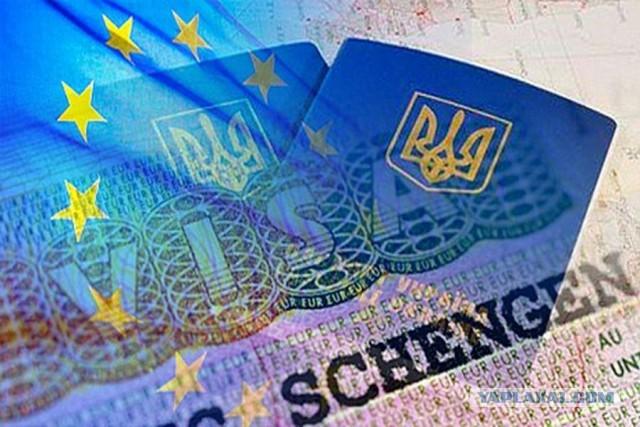 Глава Еврокомиссии пообещал Украине безвизовый режим к лету.
