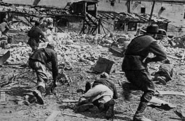 Фронтовые дороги Великой Отечественной Войны