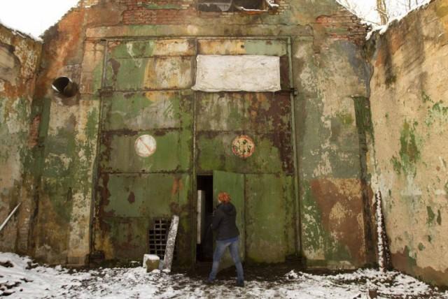 Как выращивают грибы в ангарах бывшей советской ракетной базы