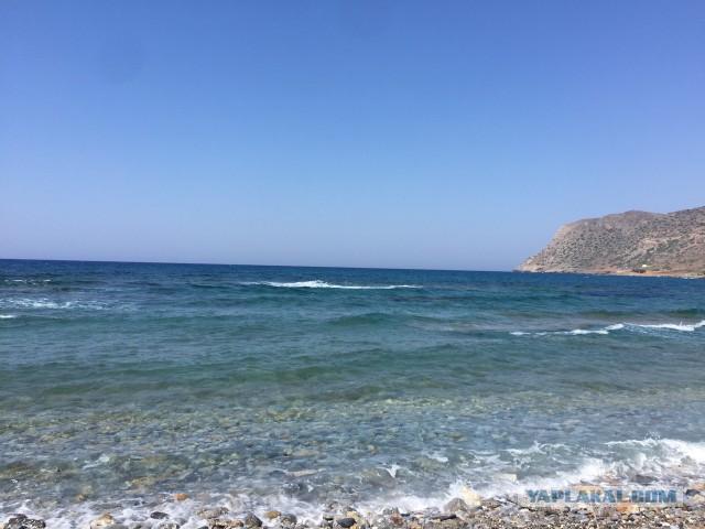 Как я провел две недели отпуска. Про Крит и не только.