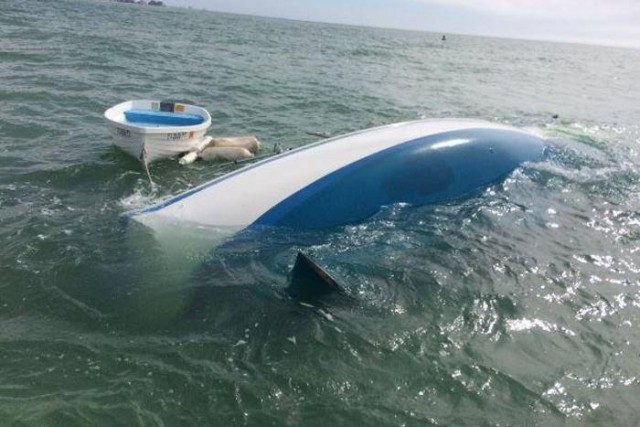 Затонувшая мечта: Грустная история молодых мореходов, решивших жить на яхте