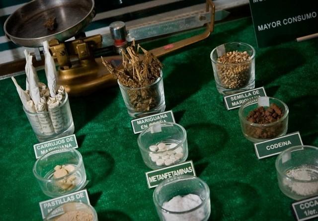 Мексиканский музей наркоты