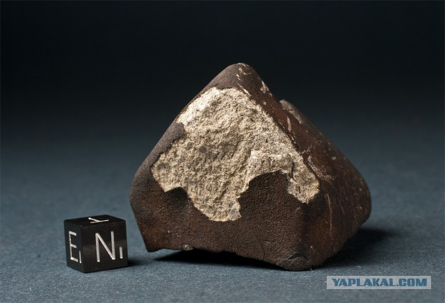 Метеориты у вас под ногами. Как их искать.