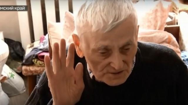 В Перми коллекторы избили 90-летнего ветерана ВОВ.