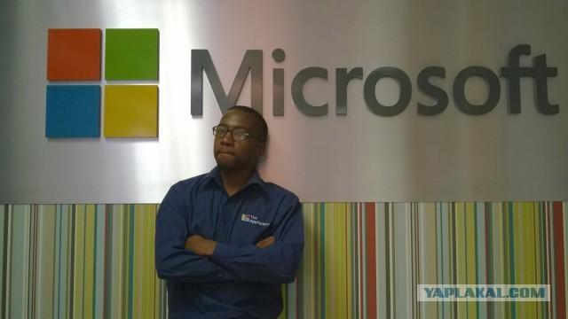 Microsoft удвоит число темнокожих в своем руководстве
