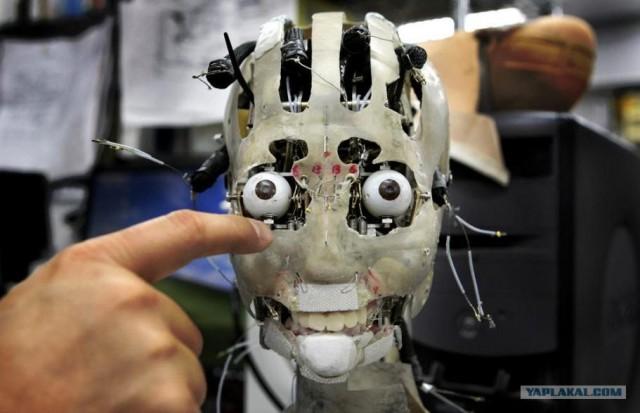 Как сделать робота гуманоида