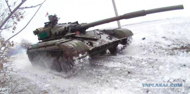 Подробности боя танкистов ЛНР за высоту 307,9