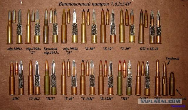 7,62-мм винтовочные патроны