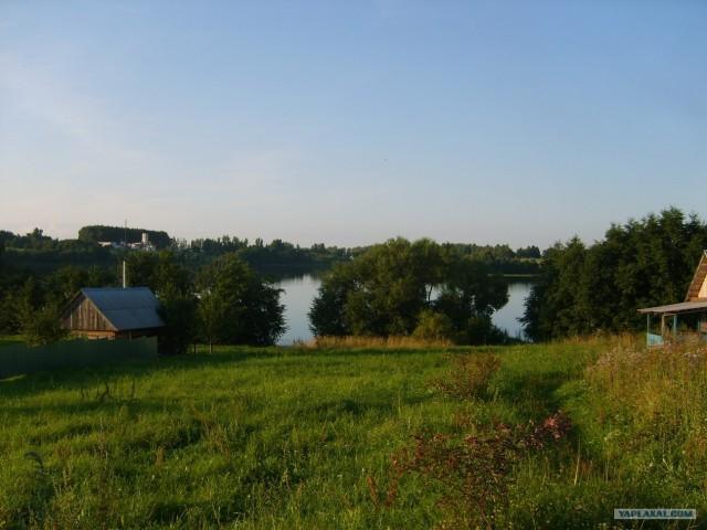 Беларусь - взгляд с берега