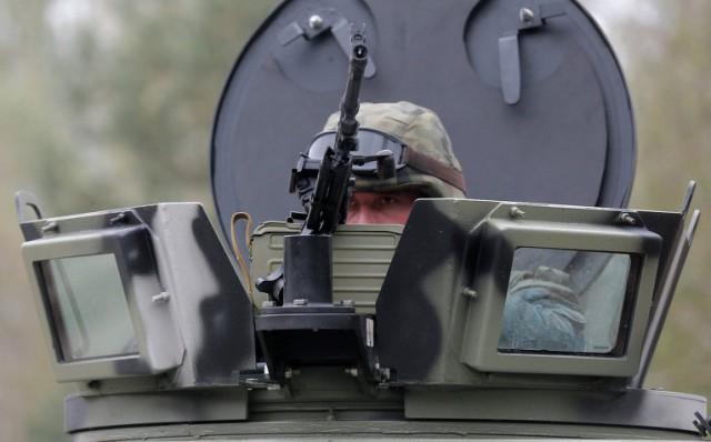 Украинские танки начали массированный обстрел
