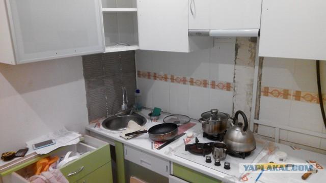 Как я кухню запилил