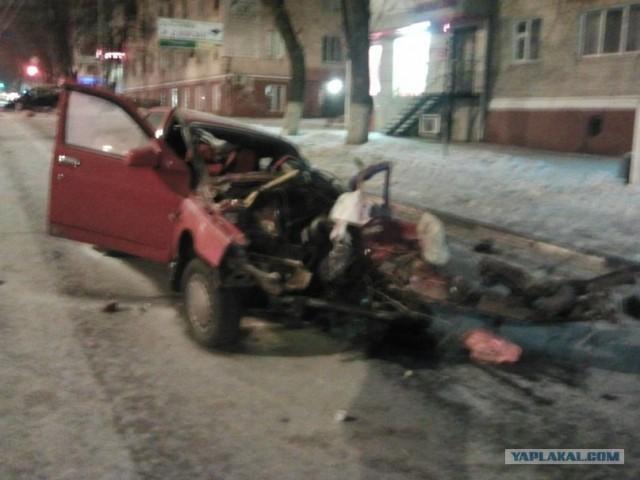 Крупное ДТП в Белгороде