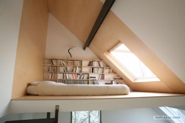 Хотели бы спать в таком месте?