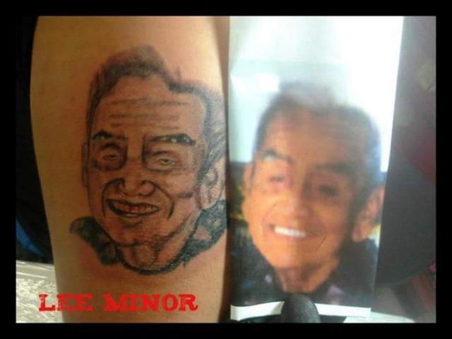 Неудачные татуировки. Очередная порция.
