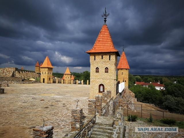 Парк Лога лучший парк в Ростовской области