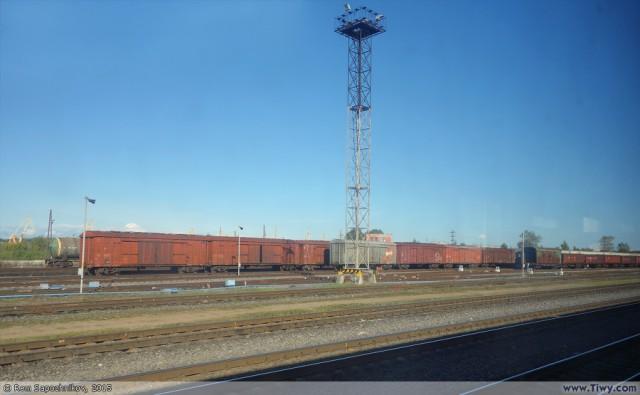 Запущенный по «Шелковому пути» в обход России украинский поезд вернулся пустым