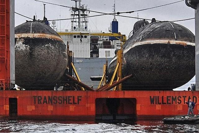 атомная подводная лодка проекта 671 ерш
