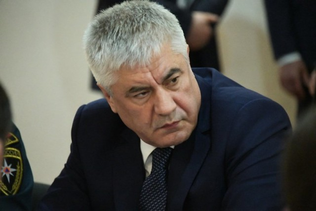 Колокольцев решил уволить генералов управления ГУ МВД Москвы из-за дела Голунова