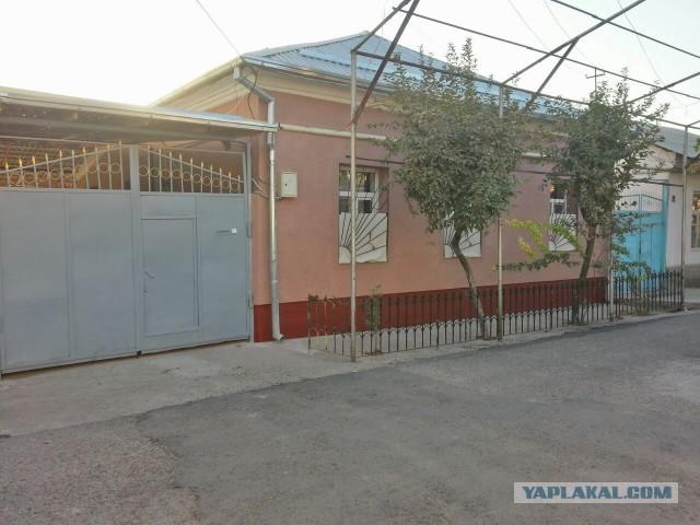 Свой дом в г. Ташкенте. Два года, не спеша.