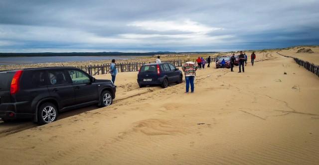 Пленники песчаного рая. Как у Белого моря живет село, почти отрезанное от цивилизации