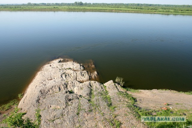 Про камни, казан и «суровое» сибирское лето