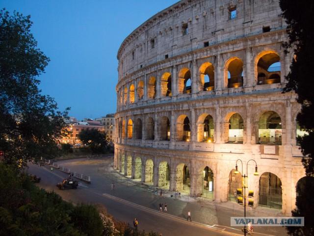 Италия глазами российского туриста.