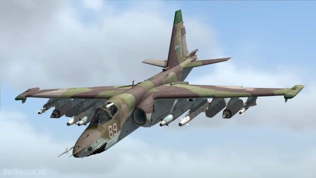 Сбившие Су-25 боевики хорошо известны России