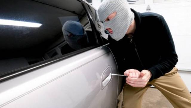 В Петербурге задержан угонщик №1
