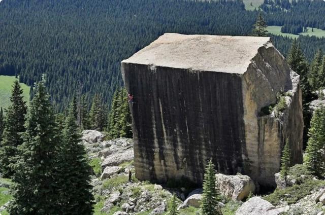 Найден гигантский Супер Куб! Геология?