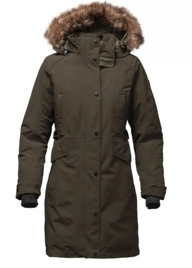 продам парку North Face (женская)