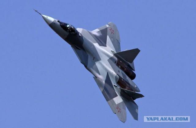 КнААЗ запускает в серию новейший истребитель Т-50
