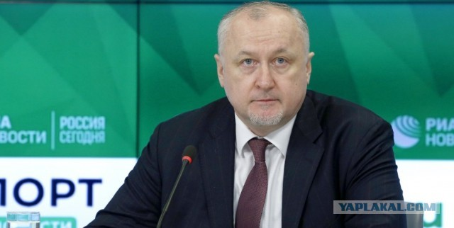 Глава РУСАДА признал подмену данных московской лаборатории
