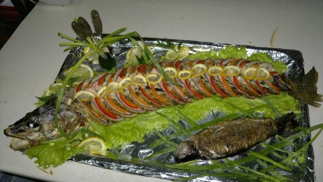 бриз рыбацкая закусочка