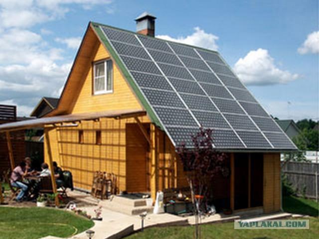 Что нужно для собственной солнечной электростанции