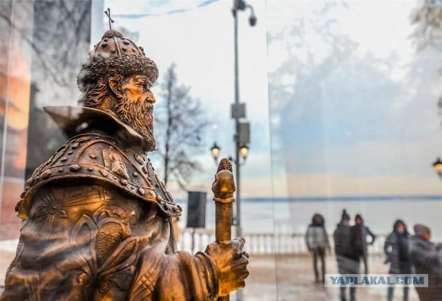 Мусульмане Астрахани выступили против установки памятника Ивану Грозному в городе
