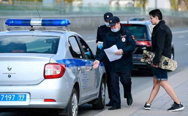 В мэрии Москвы назвали сумму штрафа за неношение маски