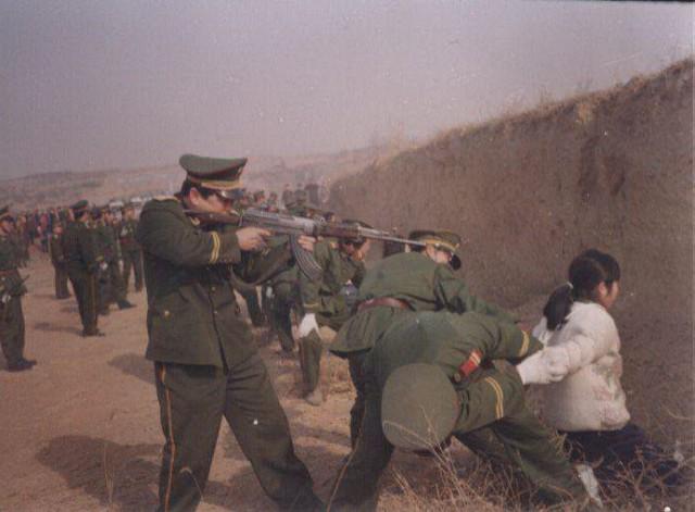 Закон китая о краже было страшно