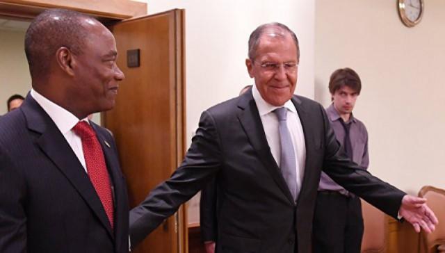 Лавров заявил о списании РФ более $20 млрд долгов африканским странам за последние 15 лет
